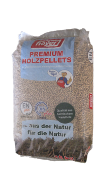 Premium-Holzpellets kl